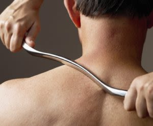 Graston Technique shoulder treat