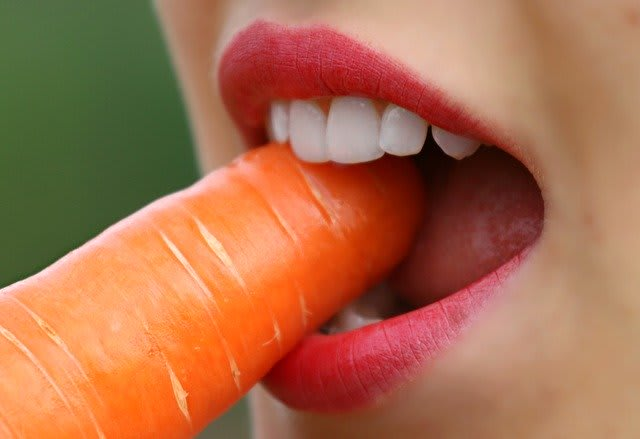 Dip Your Carrots!