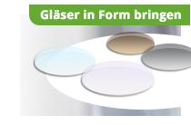Gläser in Form bringen