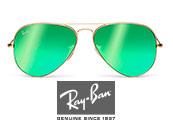Pilot Sonnenbrille von Ray-Ban