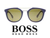 Panto Sonnenbrille von Hugo Boss