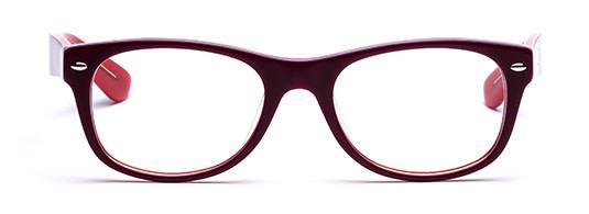 Aktuell liegen auffällige Kunststoff Brillen wie die Nerd Brille im Trend!