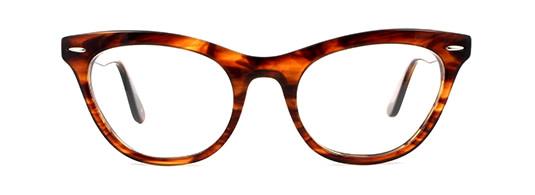 In den 1950er Jahren waren Cateye-Brillen angesagt!