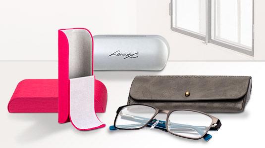 Brillenetuis in einer großen Vielfalt bei Lensbest