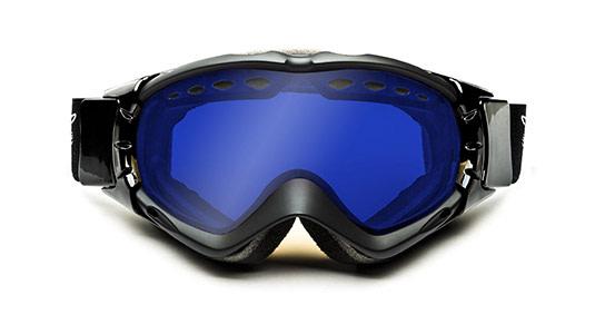 Skibrille auch mit Sehstärke bestellbar