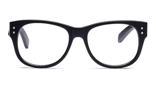 Die klassische Nerd Brille