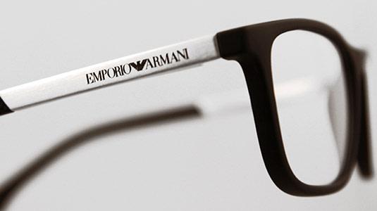 Emporio Armani - eine stilechte Herrenbrille