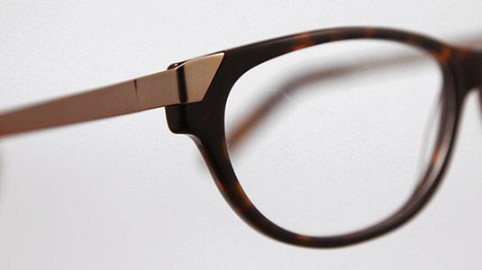 Glasses Direct - eine angesagte Wayfarer-Brille für Damen