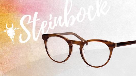 Brille für das Sternzeichen Steinbock