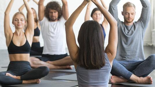 Großes Wellnessprogramm im Aviva