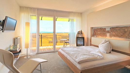 Zimmer im Hotel Aviva