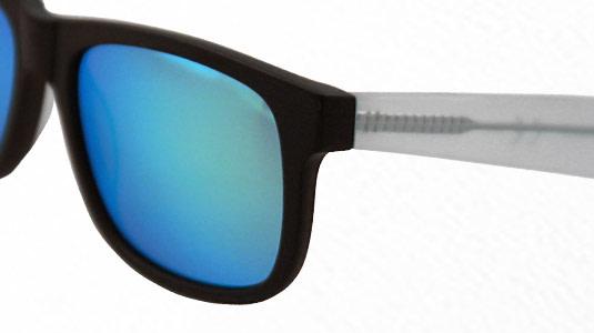 Lennox Eyewear - eine coole Sonnenbrille in Blau
