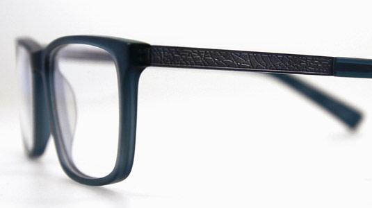 Lennox Eyewear - Nuka eine rechteckige Brille für den Sommer