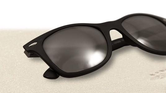 Kajus - eine angesagte Wayfarer unserer starken Eigenmarke Lennox Eyewear