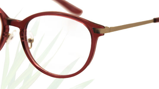 Jalo - eine schicke sommerliche Brille von Lennox Eyewear