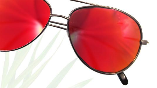 Ferian - eine angesagte Sonnenbrille von Lennox Eyewear