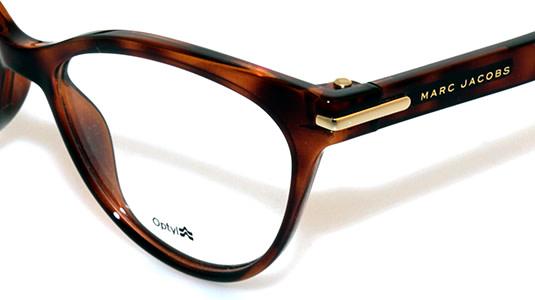Marc Jacobs - eine elegante Cateye-Brille