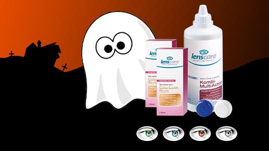 Farblinsen Starter-Set eignet sich perfekt für Halloween