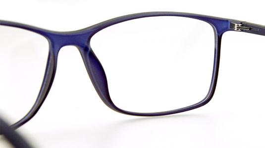 Lennox Eyewear Enner - ein schicker Klassiker in einem matten Dunkelblau