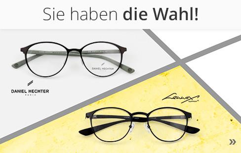 Sie haben die Wahl! Die Lennox-Alternative zur Markenbrille