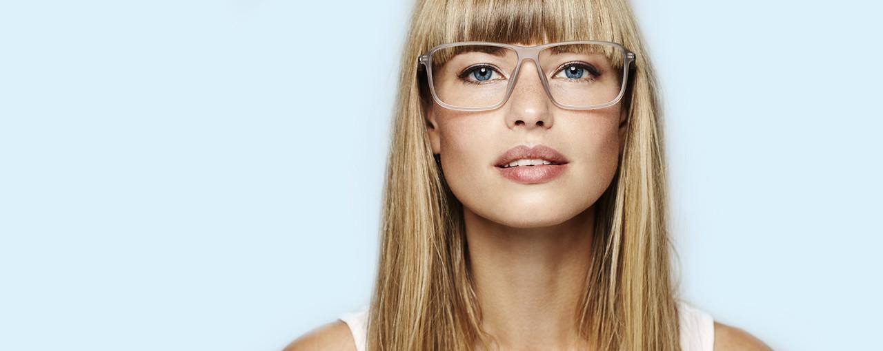 Die passende Brille