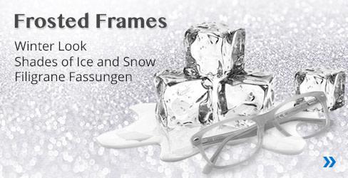 Frosted Frames Korrekturbrillen-Kollektion