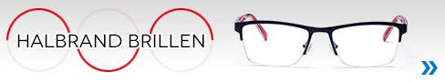 Halbrand Korrektionsbrillen
