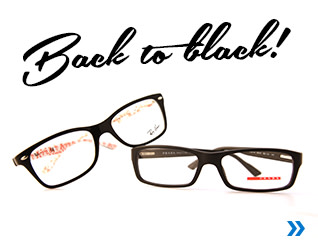 Back to Black Korrektionsbrillen Kollektion