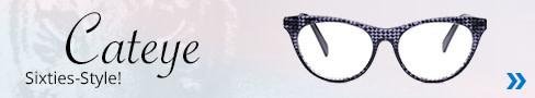 Cateye Korrektionsbrillen Kollektion