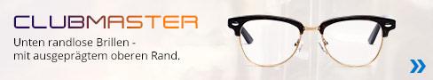 Clubmaster Korrektionsbrillen Kollektion