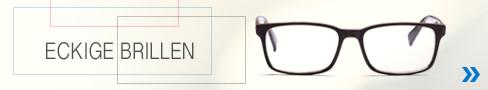 Eckige Korrektionsbrillen Kollektion