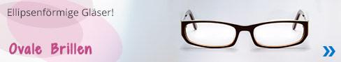 Ovale Korrektionsbrillen Kollektion