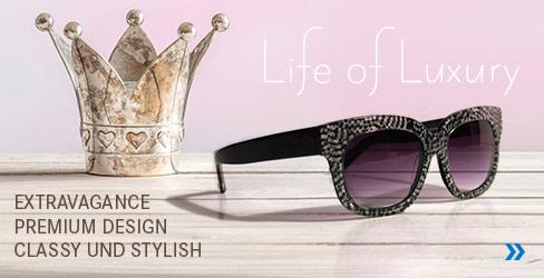 Life Of Luxory Sonnenbrillen Kollektion
