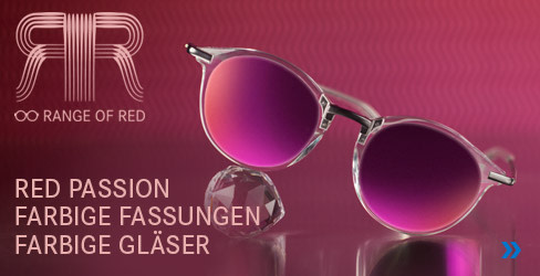 Range of Red Sonnenbrillen Kollektion