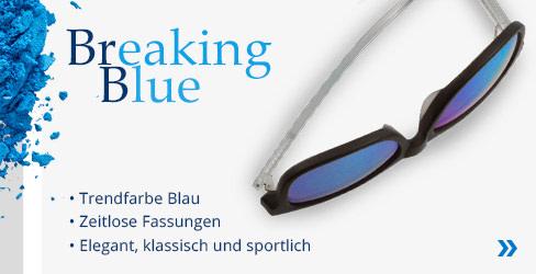Breaking Blue Sonnenbrillen Kollektion
