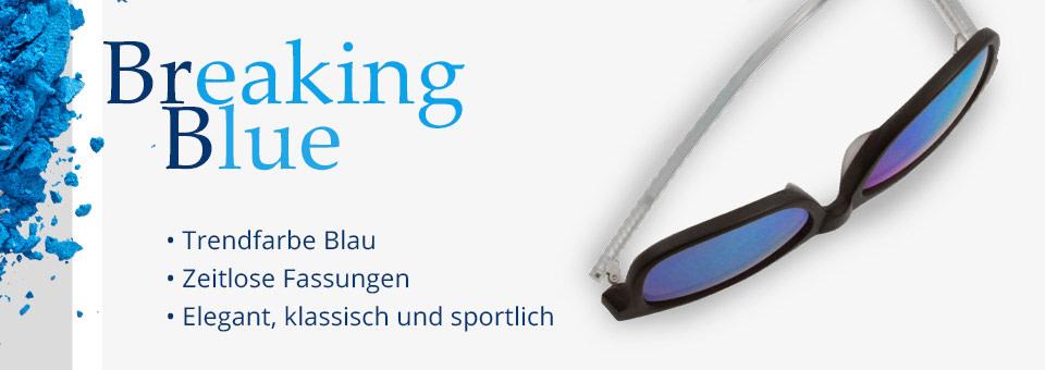 Breaking Blue Sonnenbrillen