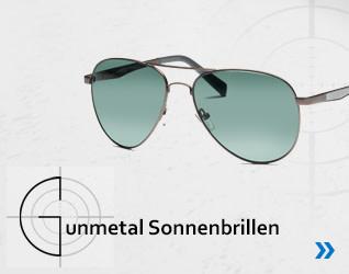 Gunmetal-Sonnenbrillen Kollektion