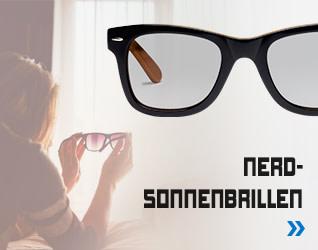 Nerd-Sonnenbrillen Kollektion