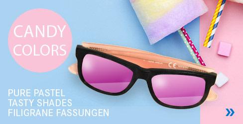 Candy Colors Sonnenbrillen Kollektion