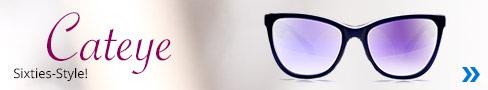 Cateye Sonnenbrillen Kollektion