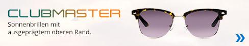 Clubmaster Sonnenbrillen Kollektion