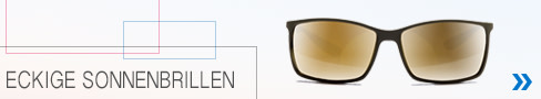 Eckige Sonnenbrillen Kollektion