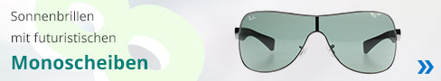 Monoscheiben Sonnenbrillen Kollektion