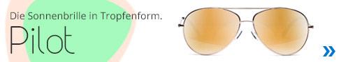 Pilot Sonnenbrillen Kollektion