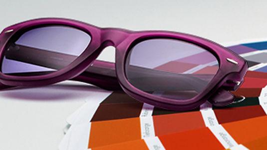 Passende Sonnenbrille Finden