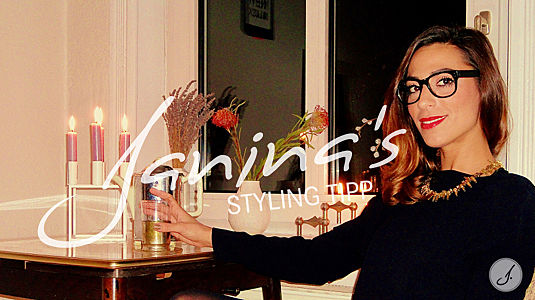 Janina's Styling Tipp: Weihnachts- und Silvester-Looks