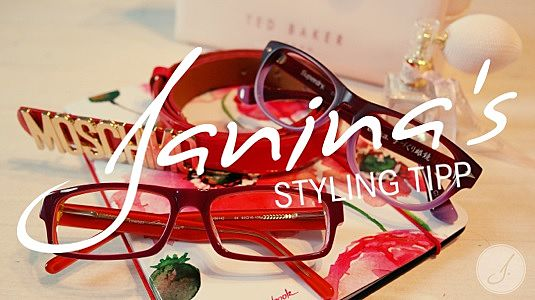 Janina's Styling Tipp: Valentinstag