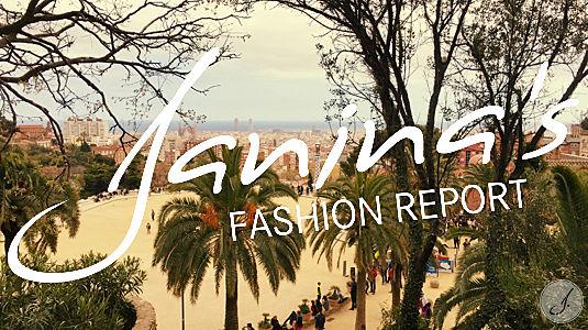 Janina's Fashion Report: Barcelona