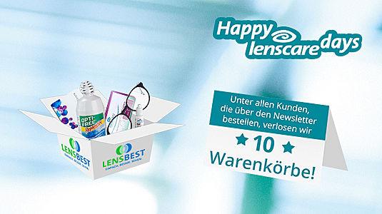 Happy Lenscare Days!