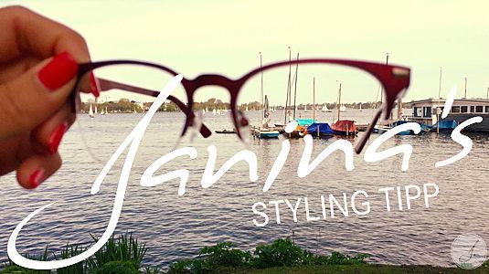 Janina's Styling Tipp: Meine Brillen für den Sommer